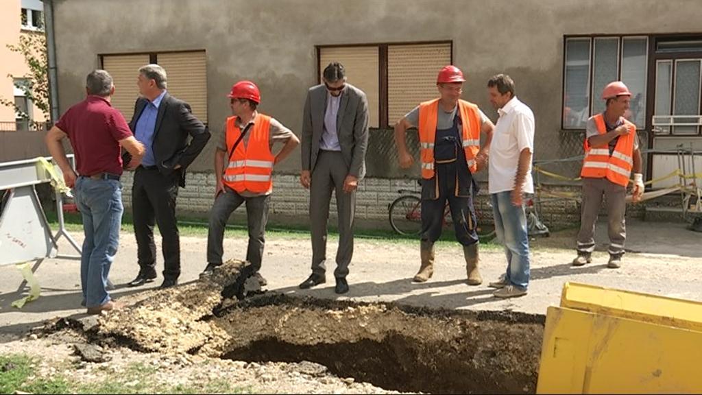 U Cerni pri kraju radovi na izgradnji kanalizacijske mreže