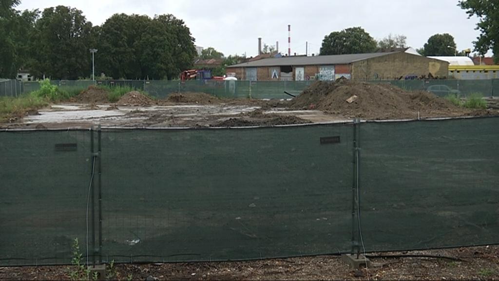 Započeli radovi na provedbi zaštitnog arheološkog istraživanja na području izgradnje nove zgrade PTF u Osijeku