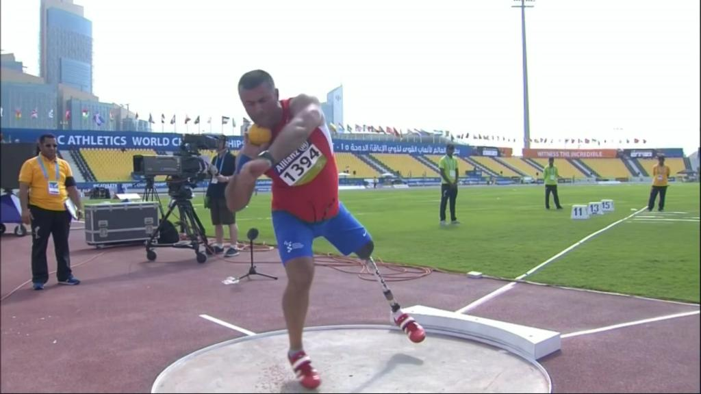 Mladen Tomić 6. u Riju, oboren osobni rekord!