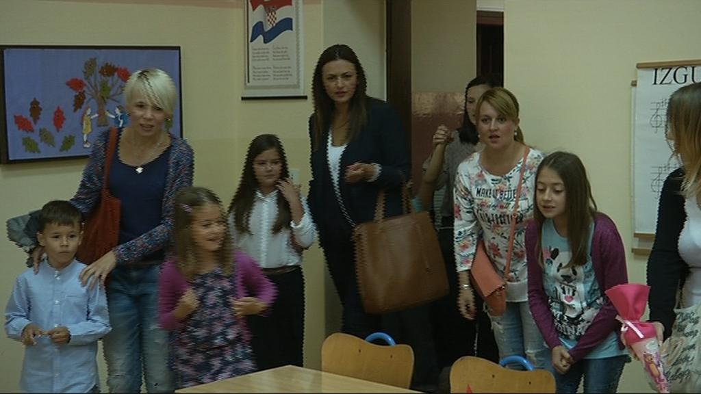U Vukovarsko-srijemskoj županiji 82 prvašića više nego 2015., no ukupno manje gotovo 1200 učenika!