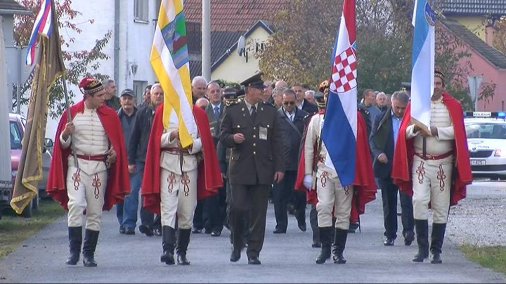 Obilježena 25. obljetnica ustroja 131. brigade Hrvatske vojske