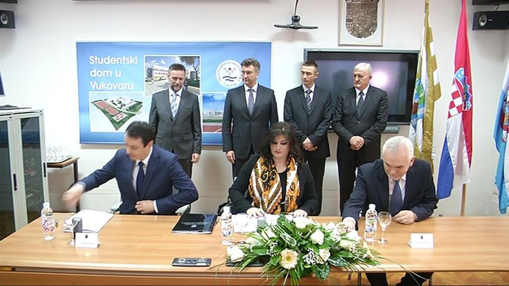 Vukovar dobiva studenstki dom