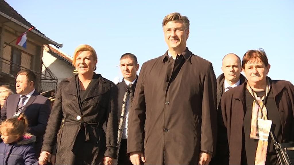Premijer Andrej Plenković: Jedinstvo koje vidimo danas u Vukovaru poticaj za djelovanje u budućnosti