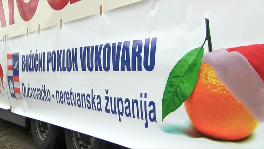 donacija 10 tona mandarina vukovaru